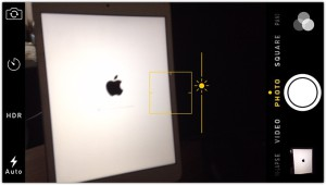 Камера в обзор iOS 8