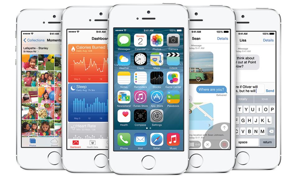 Приложения iOS 8