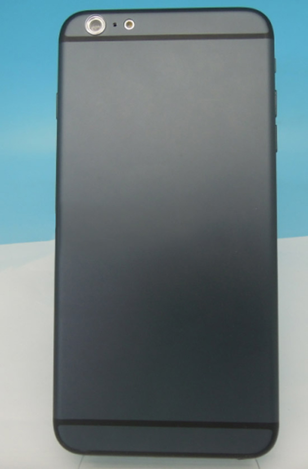 Фото iPhone 6 сзади