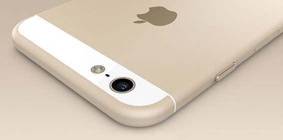 Реальные фото iPhone 6