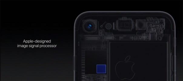 Чип в iPhone 7 для камеры