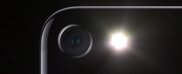 Вспышка True Tone в iPhone 7