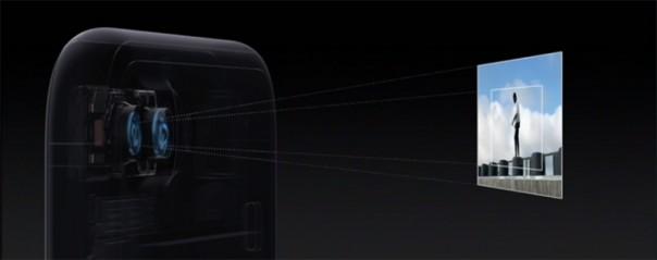 Оптический зум камеры iPhone 7