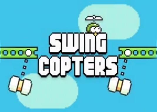 Обзор игры Swing Copters