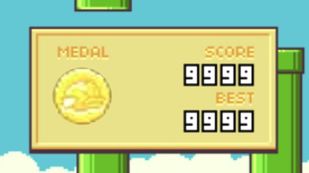 flappy bird лучший результат