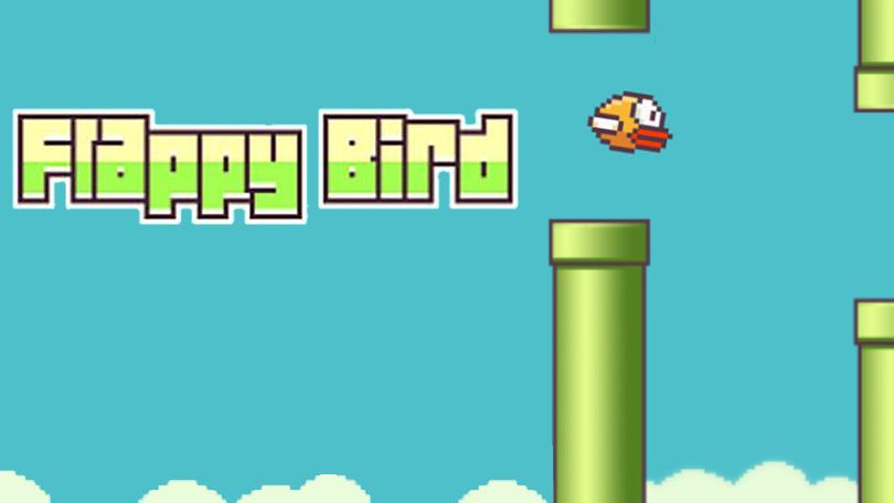 Обзор, геймплей, скачать Flappy Bird