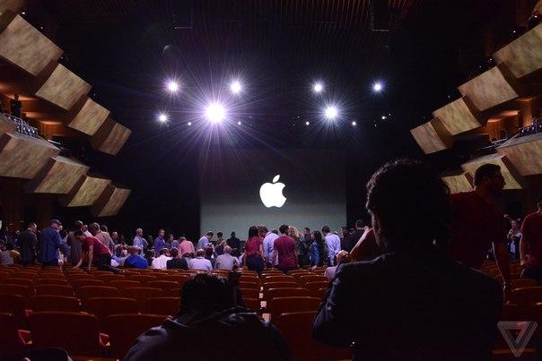Презентация Apple 2014