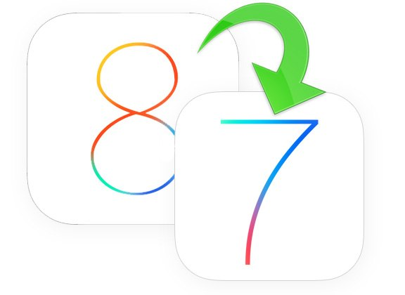 Как откатиться с iOS 8 до iOS 7 на iPhone или iPad
