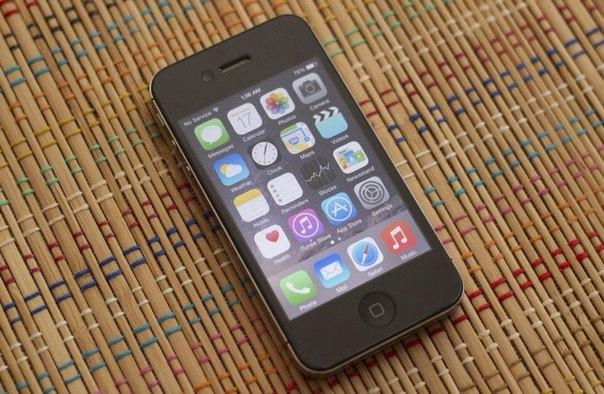 Cтоит ли устанавливать iOS 8 на iPhone 4S