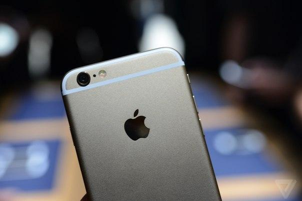 Обзор iPhone 6, обзор iPhone 6 Plus, характеристики и фото новых флагманов Apple