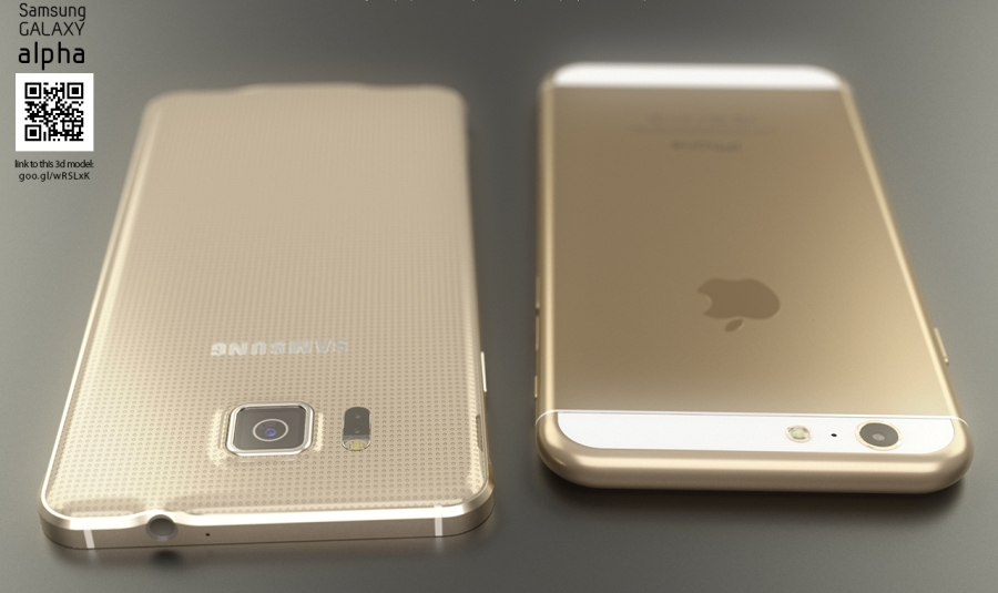 Samsung Galaxy Alpha - Цены, обзоры, характеристики ...