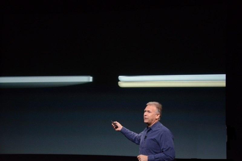 iPad Air 2 самый тонкий планшет в мире!