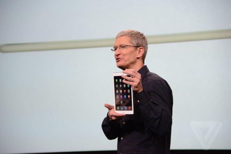 iPad Air 2 и iPad mini 3 обзор и характеристики