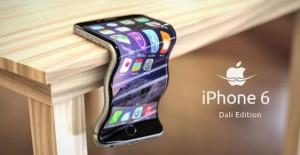 Как гнется iPhone 6 - прикол