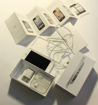 Комплектация iPhone 5