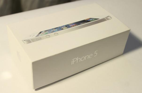 Коробочка iPhone 5