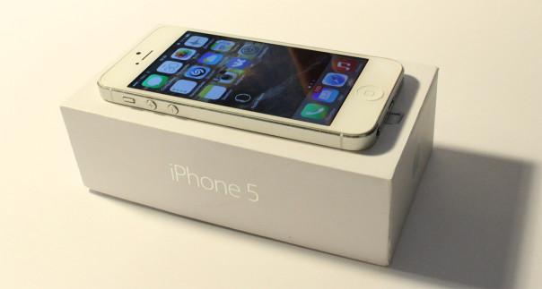 Обзор iPhone 5 характеристики
