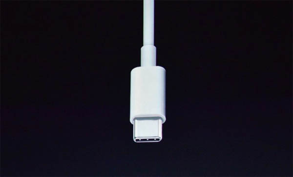 Новый коннектор macbook usb c