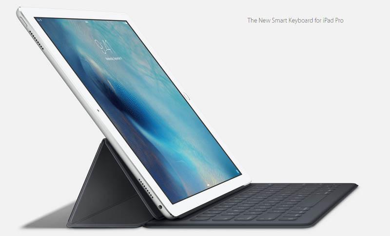 Обзор и характеристики iPad Pro