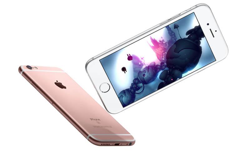 iPhone 6S - новый флагманский смартфон от Apple 2015 года.