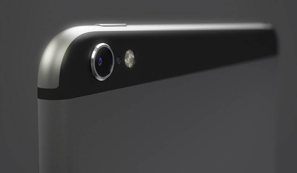 Камера iPad Air 3