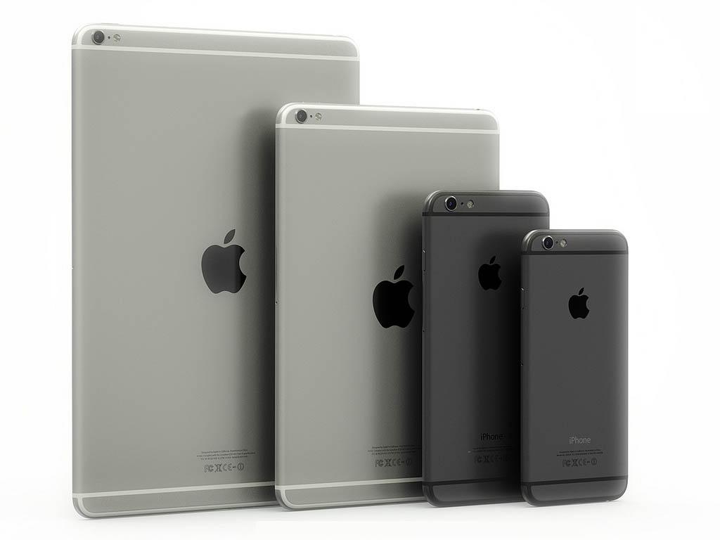 Корпус и дизайн iPad Air 3