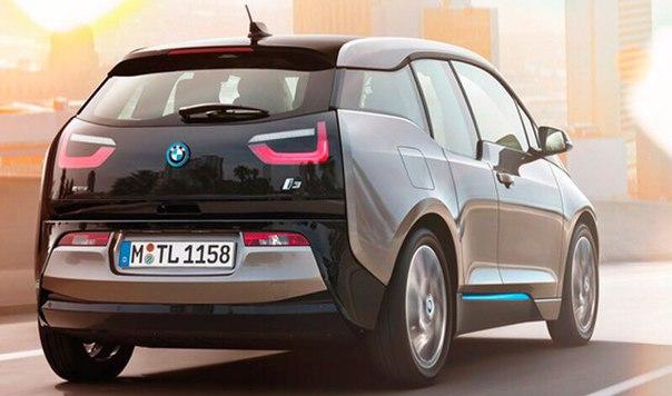 Apple iCar может быть построен на базе электрокара BMW i3