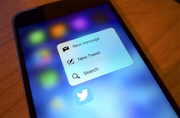 Подробности о 3D Touch в iPhone 6S