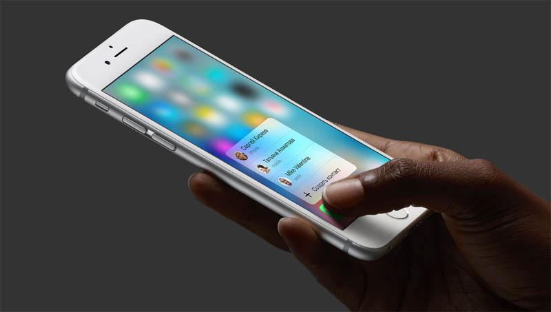 Как включить и настроить 3D Touch, какие приложения поддерживает 3D Touch, твики, игры - вся информация о 3D Touch