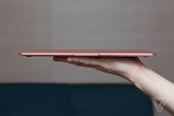 Touch ID может быть встроен в Macbook 12 Rose Gold
