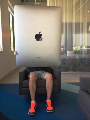 iPad Pro 2 выйдет в 2016 году