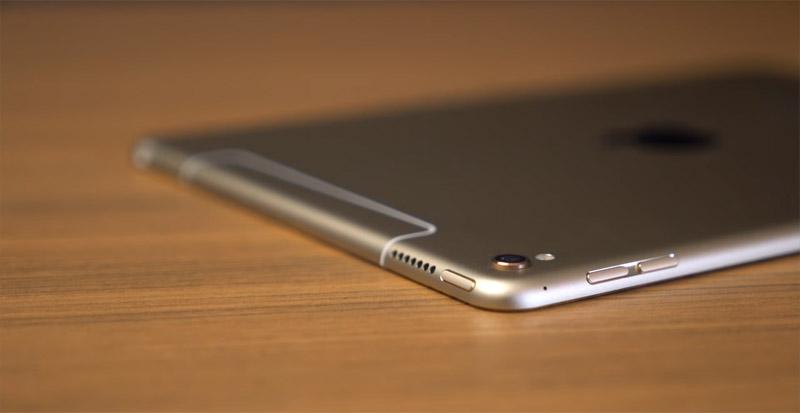 Камера iPad Pro 9,7