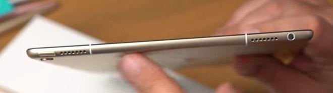 Фото iPad Pro 9,7 сверху