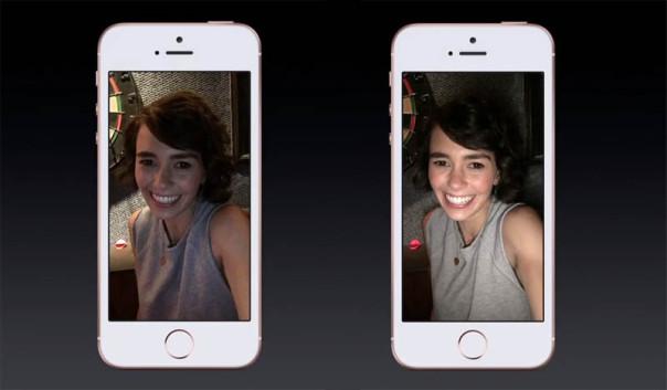 вставить другое лицо на фото айфон забывает