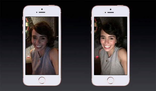 True Tone Flas на iPhone SE