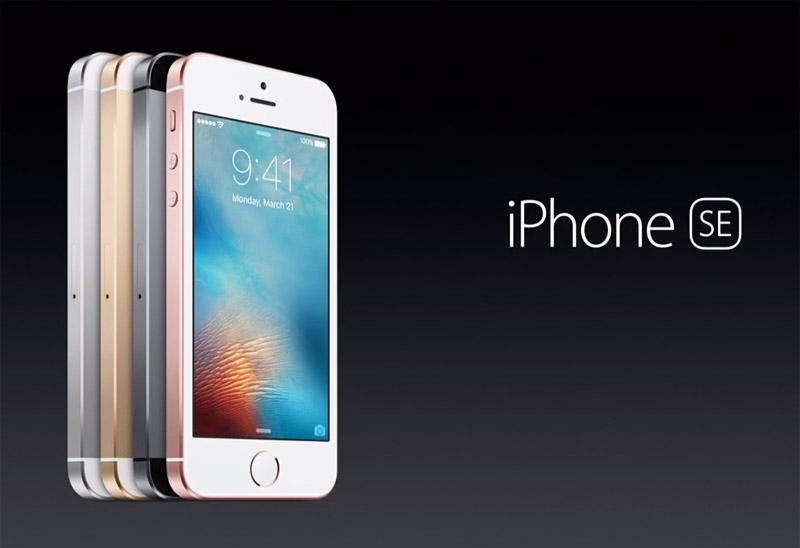 iPhone SE – обзор, фото, характеристики