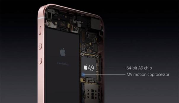 Процессор iPhone SE