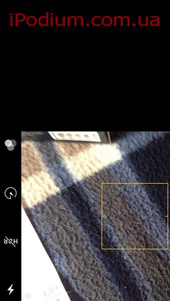 Баг камеры в iOS 10 beta 1