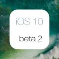 Обзор iOS 10 beta 2