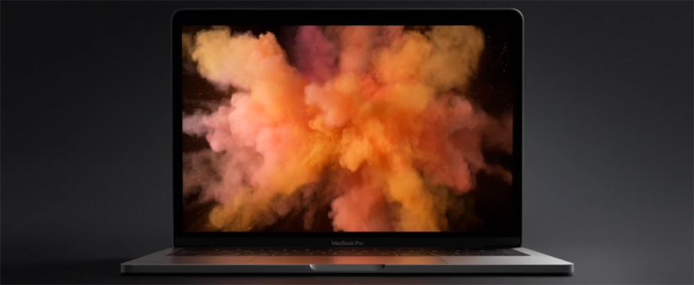 Дисплей Macbook Pro 2016