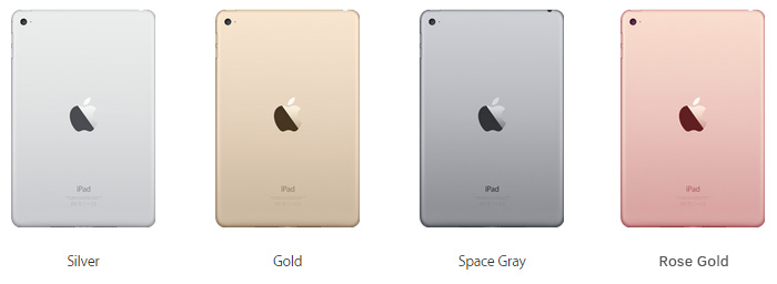 iPad mini 5 Rose Gold