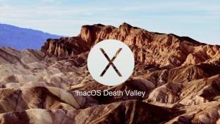 Дата выхода Mac OS X 10.13