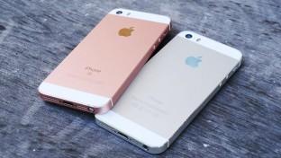 Сравнение iPhone 5S и iPhone SE