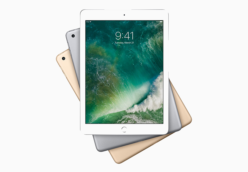 Обзор и характеристики iPad 2017