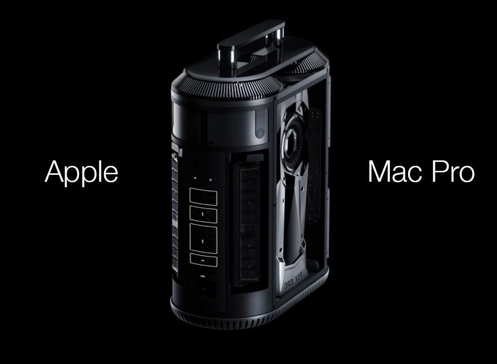 Обзор Mac Pro 2018
