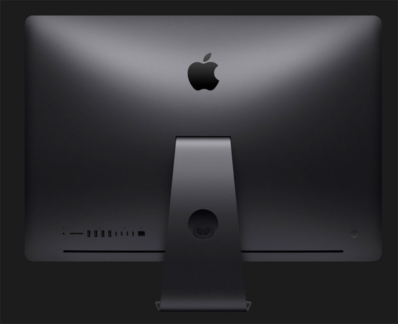Дисплей iMac Pro