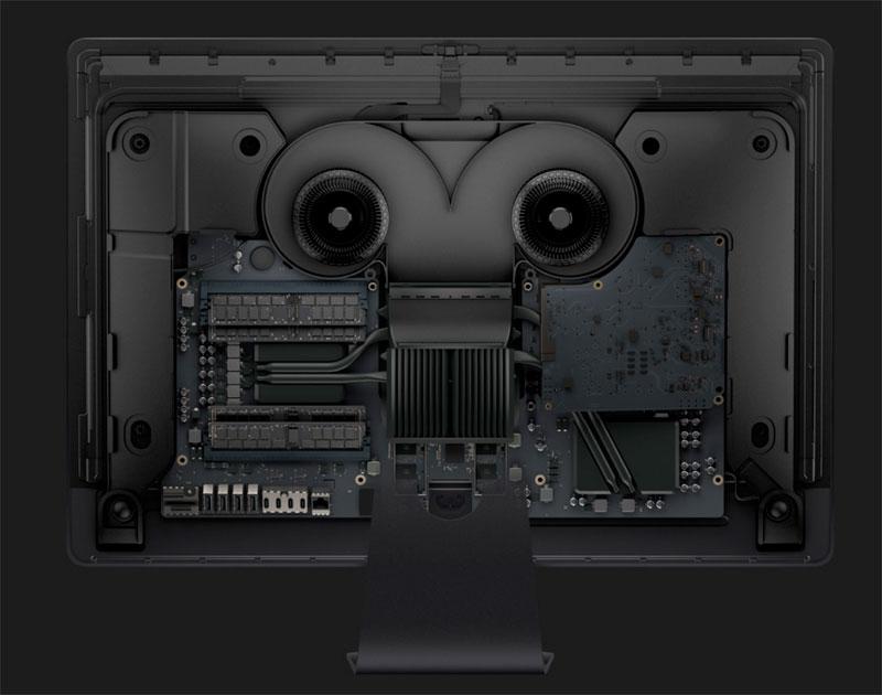 Производительность iMac Pro