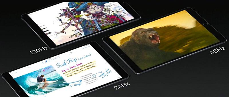 Характеристики iPad Pro 10,5