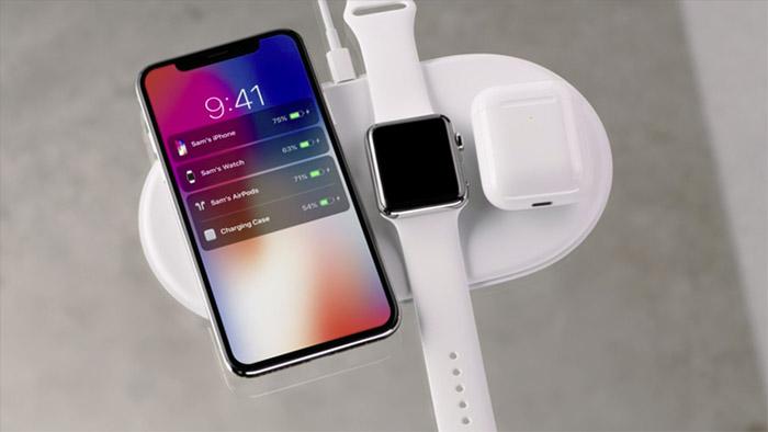 Беспроводная зарядка iPhone X